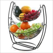 countertop fruit storage kitchen fruit storage in kitchen vegetable basket two countertop fruit storage ideas