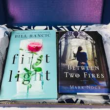 First Light Bill Rancic Review Bookcase Club October 2018 Subscription Box Review 50 Off