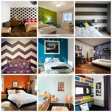 Unique Bedroom Paint Ideas Cool Bedroom Wall Ideas