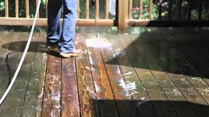 revitalizing a pressure treated wood deck pt 1 cleaning and preparation you
