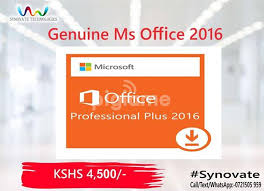 Ms Suite Microsoft Office Suite 2016pro Digital License
