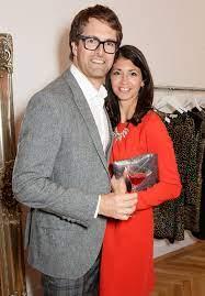 Matt Hancock's 'lover' Gina Coladangelo is wife of founder of Oliver Bonas  - Salten News