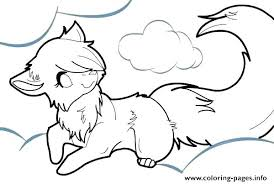 Coloring Pages For Kids Cars To Print Adults Wolf Pack Anime