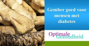 gember diabetes