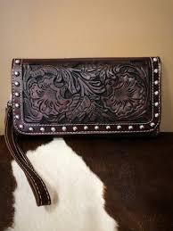 fl tooled wallet