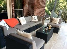 ohana wicker furniture review patio furniture taupe seating set ohana wicker furniture reviews