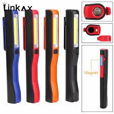 Magnetic Pocket Light Hot Selling Mini Pen Cob Led Flashlight Multifunction Led