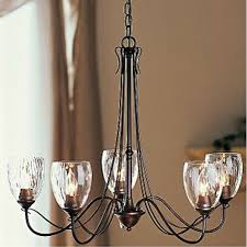 glass chandelier shades. Northic Clear Glass Shades Chandelier 7460 G