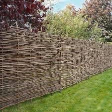 garden fencing. Click Image To Enlarge Hazel Hurdle Decorative Woven Garden Fencing Panel 6ft X 5ft - (1.8m 1.5m