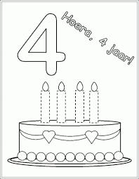 Hoera 4 Jaar Anna Pinterest School Math And Worksheets