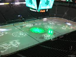 American Airlines Center Section 313 Dallas Stars