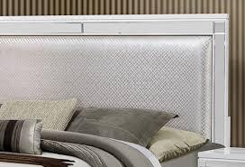 Global Bedroom Furniture Bedroom In White By Global W Optional Casegoods