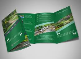 tri fold brochures big landscape brochure template mycreativeshop