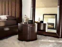 round bedside table design