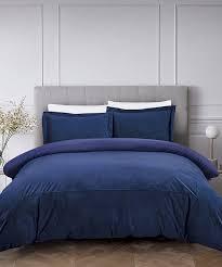 royal blue luxury french velvet comforter set