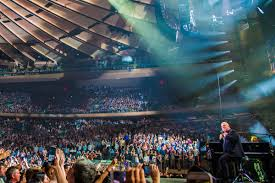 billy joel performs live madison square garden in new york ny on july 5