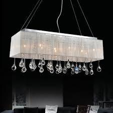 drop lighting. CWI Lighting 5005P48C Water Drop Rectangular Crystal Chandelier | Lowe\u0027s Canada