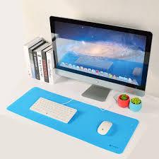 computer arm support desk mat modern table felt office desk mat mouse pad pen holder wool