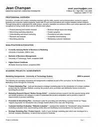 Australian Cv Template Scholarship Resume Complete Guide Examples