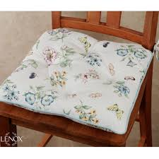 kitchen chair pads without ties home design