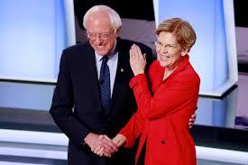 In Night 1 of the Democratic Debate, It Was Elizabeth Warren and ...