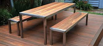 Unique Outdoor Furniture Table 77 For Home Designing Inspiration Hardwood Outdoor Furniture