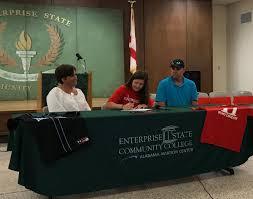 ESCC's Avery Harrison to play softball at Huntingdon College | Sports |  southeastsun.com