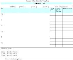 12 Week Calendar Template Homework Calendar Template For Excel Countdown Download