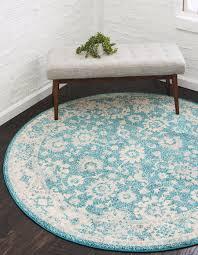 6 x 6 carrington round rug