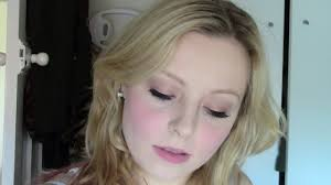 zooey deschanel insipired makeup tutorial full face