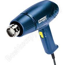 <b>Строительный фен RAPID Thermal</b> 1600 24359800 - цена ...