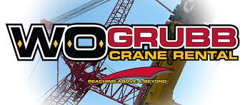 W O Grubb Crane Rental