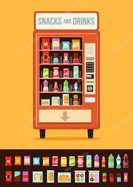 How To Get Free Food Out Of A Vending Machine Amazing Vending Machine Stock Vectors Royalty Free Vending Machine