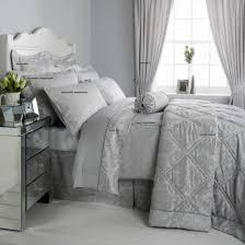cottont500 jacqurad damask bedding set