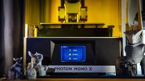 Tested: <b>Anycubic Photon</b> Mono X <b>SLA 3D</b> Printer Review! - YouTube