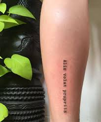 Tatuaggi Latino Le Frasi Più Belle Per Il Tuo Nuovo Tattoo