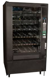 Ebay Snack Vending Machine Classy Crane National 48 Snack Vending Machine For Candy And Chips