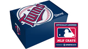 Minnesota Twins Diamond Crate from Sports Crate