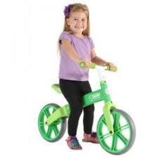 <b>Беговел Velo Balance YVolution</b> зелёный ― Мир игрушки