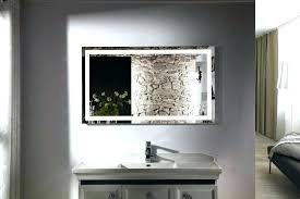 bathroom mirrors with led lights. Vanity Mirror Led Lights Model 2 Bathroom Mirrors Led-backlit . With