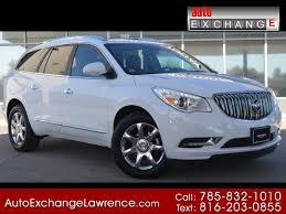 Buick Enclave Running Lights Not Working Used 2016 Buick Enclave Leather Awd For Sale In Lawrence Ks