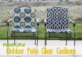 goodbye old seat cushions helloooooo new ones patio chair cushions