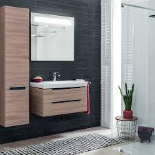 1836 unterzeichneten die beiden familien villeroy und boch einen vertrag. A Big Mirror Perfectly Brightens Up Your Bathroom In 2020 Villeroy Boch Subway Villeroy Badezimmerideen