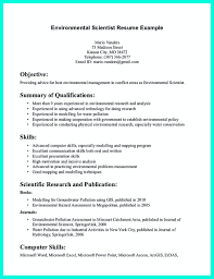 Entomology Scientist Resume Resume Cover Letter Example