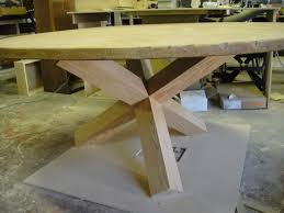 table base ideas. large size of home design:excellent unique table base ideas dining with timber stacked o