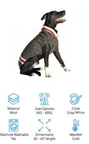 10 Best Dog Sweaters For Pitbulls 2019 Buying Guide