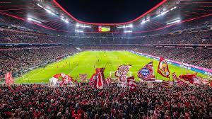 FC Bayern seit 15 Jahren in der Allianz Arena