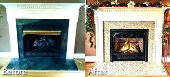 cost gas fireplace insert cost to add gas fireplace insert
