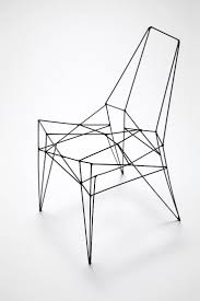 chair design drawing. Stunning Geometrical Chair Design Drawing I