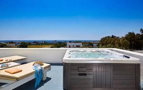 outdoor jacuzzi above ground terrace modern design webp outdoor